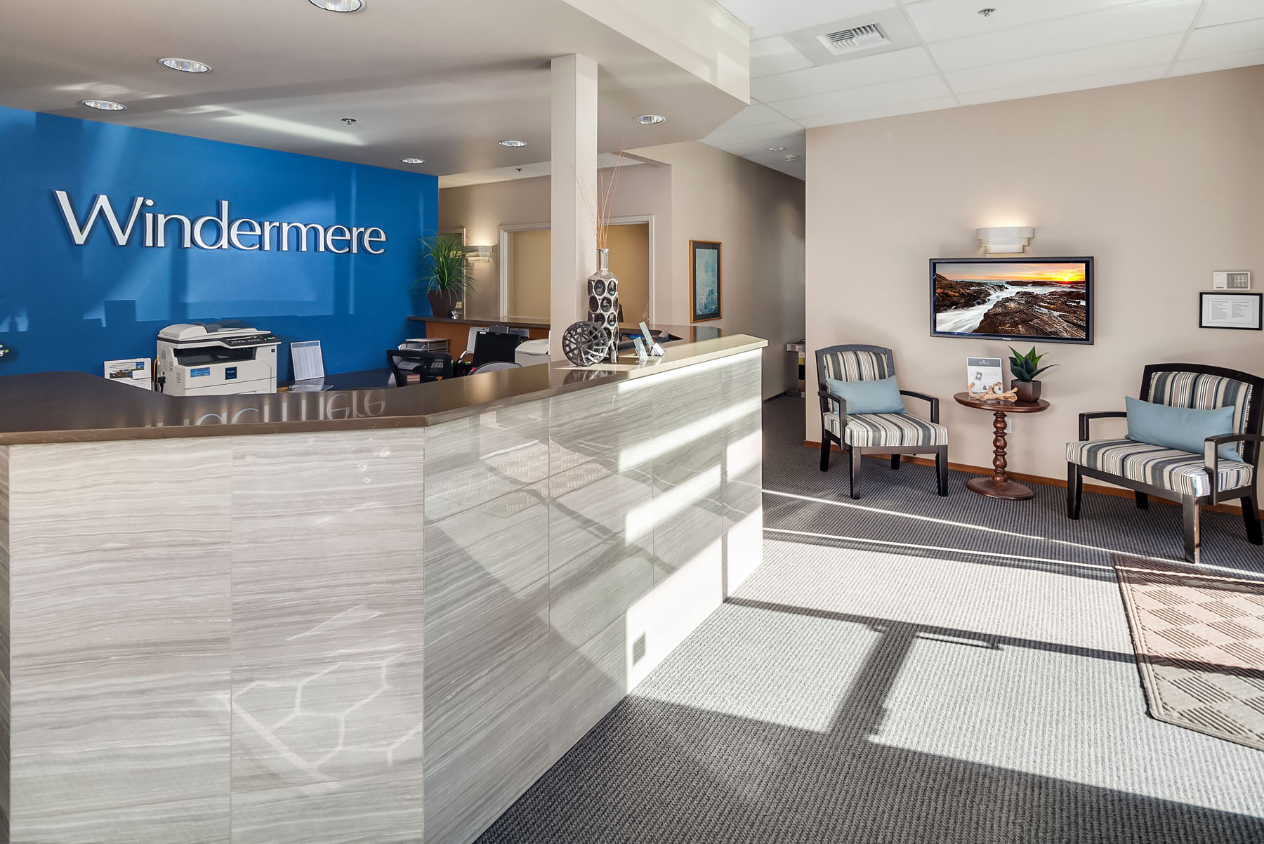 Windermere Real Estate Gig Harbor_Gig Harbor_Washington_Welcome_Lobby